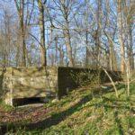 Maskingeværbunker i Toftlund, skytsåbningen