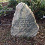 Grav på Ullerup kirkegård, fællesgrav fro 10 danske og 3 prøjsiske