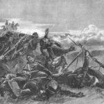 Kamppladsen ved Lundby, døde og sårede
