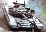 Danske anlæg fra den kolde krig, T-72