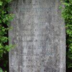 Grave på Garnisons kirkegård og mindesten, Major Ernst Schau, Dybbøl