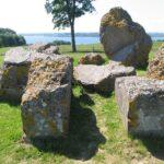 Forter og skanser, rester af krudtmagasin 2 i skanse IV, Dybbøl