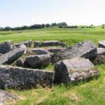 Forter og skanser, rester af krudtmagasinet i dansk skanse VIII