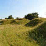 Forter og skanser, Traverser i Preussisk Fort IX - gammel dansk skanse III